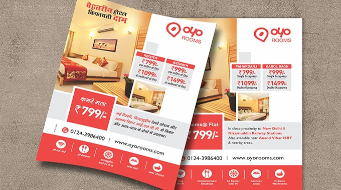 Client Name : OYO ROOMS